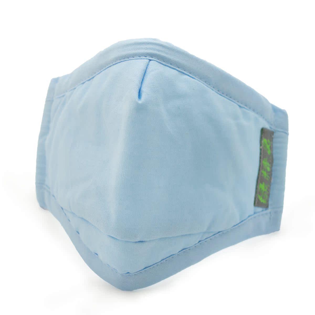 绿精灵PM2.5抗菌口罩春秋户外骑行时尚防雾霾尘晒紫外线流感儿童