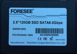 Foresee 2.5 sata SSD 120G