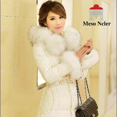 Женский пуховик Meso Ncler 6111 2014