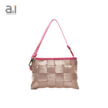 A&I counters authentic hot seat belt textile cloth leisure bags in Europe and the wind single shoulder bag bag handbag