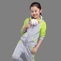 童装女童春秋装套装2015新款女儿童装运动套装女孩韩版两件套服潮