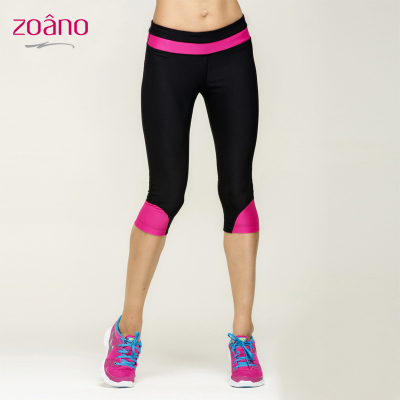 Zona jogging pants female fitness pants tight pants big yards female models fall jogging pant suit was thin