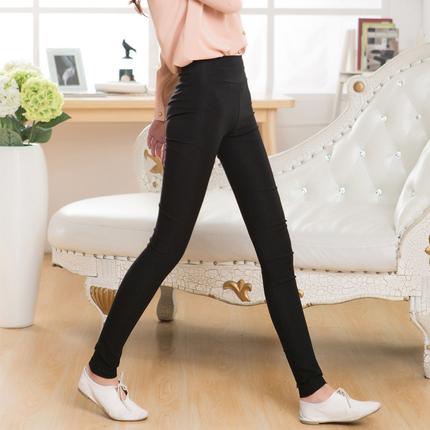 女士加厚外穿小脚裤