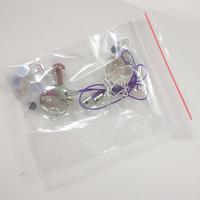 超轻粘土工具配件包 儿童DIY纯手工制作玩具珍珠雪花彩泥材料