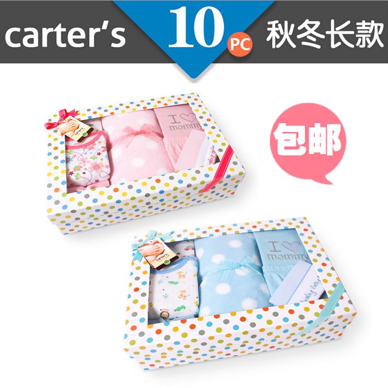 подарочный набор для новорожденных Carter's 4092206 10 Carter's