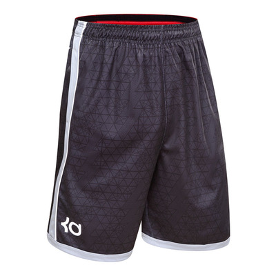 KD Du big basketball sports shorts pants five pants knee loose ball yards basketball pants pocket male