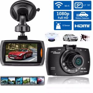 wifi行车记录仪 1080P WIFI Car DVR Recorder Vehicle Dash Cam