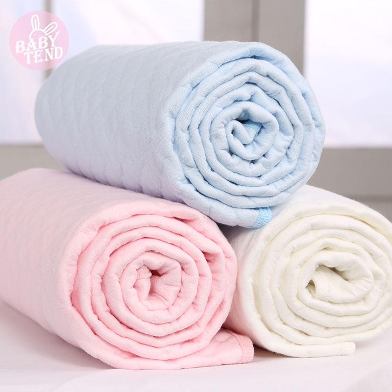 Babytend婴儿新初生儿宝宝隔尿垫可洗全纯棉防水透气 超大月经垫