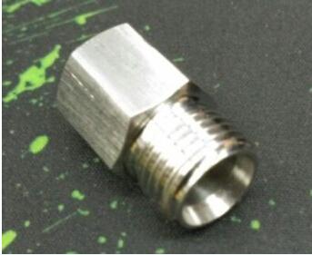 不锈钢接头 内丝4分-外丝16*1.5 内14*1.5-外16*1.5公图片