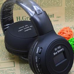 无线蓝牙耳机运动头戴式耳机重低音插卡耳麦运动MP3立体声耳机