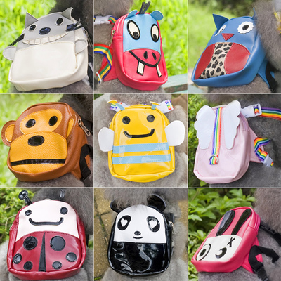 Free shipping beow backpack pet dog since self-endorsement package small dog Teddy VIP backpack out