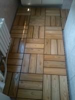 原木地板香樟实木地板素木洗手间阳台防水地板纯实木地板厂家直销