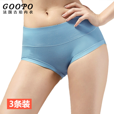 3 loaded ancient Perot ladies underwear Modal Seamless waist and abdomen body sculpting briefs sexy female