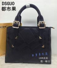 2015 1563-9735 new female bag DSGUO urban GuoZhengPin bag shoulder inclined across joker character