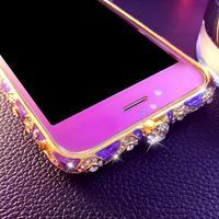 iphone6手机壳4.7 苹果6plus外壳保护套5.5 pul金属边框奢华潮女