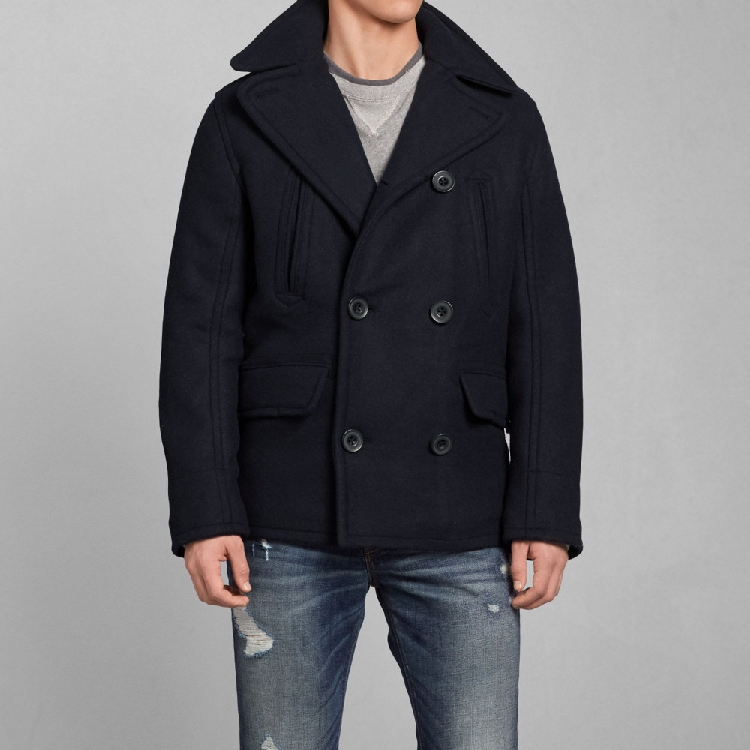 Пальто мужское Abercrombie & fitch Abercrombie&Fitch AF