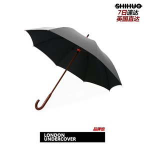 识货正品 打折LONDON UNDERCOVER Black White Houndstooth经典伞
