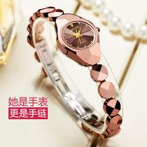 天天特价瑞士正品牌手链表机械女表腕表防水女士手表女钨钢女式表