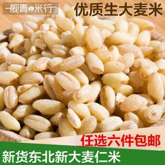 15新东北黑龙江新大麦仁米大麦 400克八宝粥五谷杂粮6件