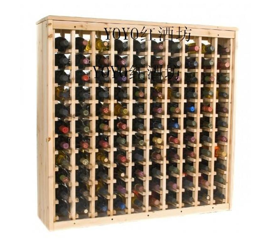 Oenophilia Bali Wine Rack Ebony  12 Bottle Solid Wood