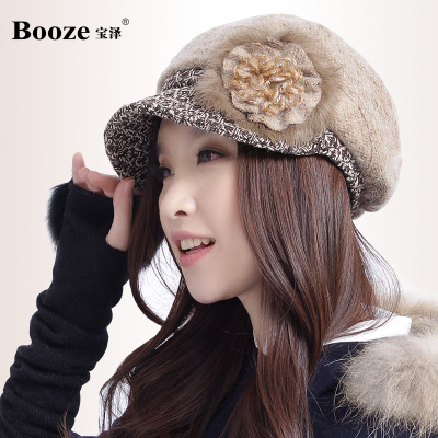 Hat Korean female winter 2014 autumn tide Korean cute woolen cap fashion hats wool cap warm