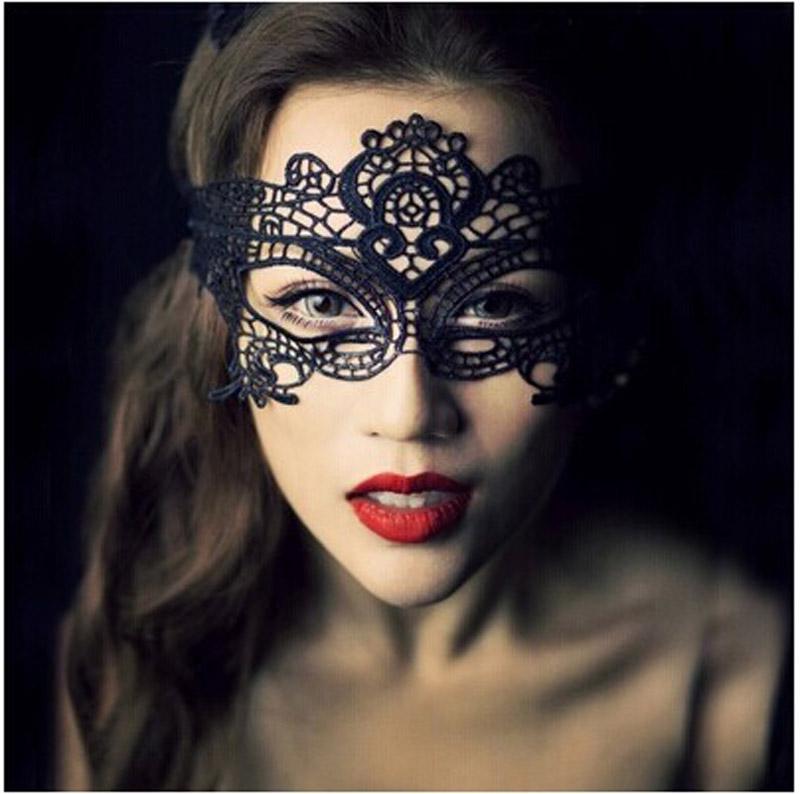 Загадочная леди! Сексуальное белье набор обольщения Сексуальные Аксессуары кружева вуаль глаза маску прозрачный Мисс Китти.