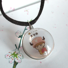 The original transparent crystal pendant Anime super of zodiac jewelry necklace bracelet phone hang