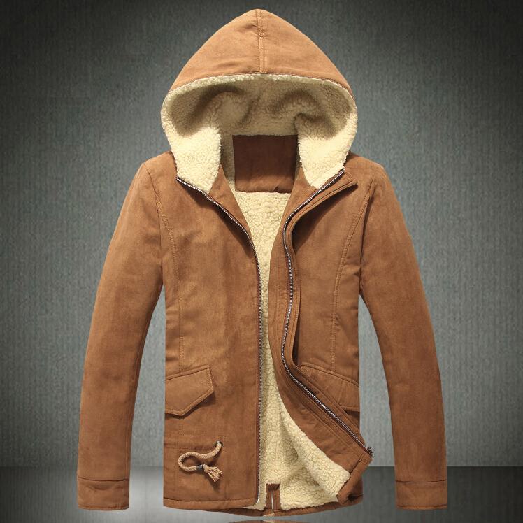 Купить Замшевую Куртку С Капюшоном