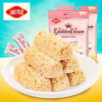 金冠香乳麦片巧克力营养麦片酥糖糖果大礼包结婚喜糖468g*2包