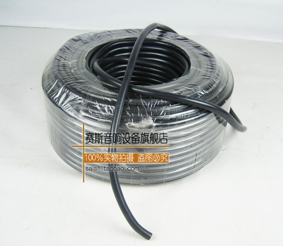 Акустический кабель 4 квадратных спикер спикер 2-жильный кабель этап спикера провод открытом исполнении спикер кабель