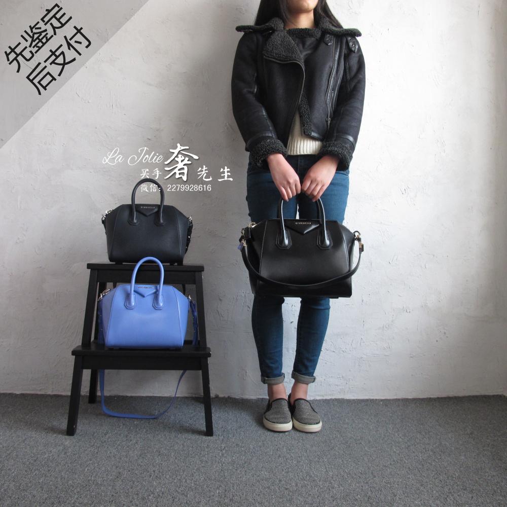 Givenchy Givenchy Antigona mini Shoulin Shoulder Bags Small Medium ...