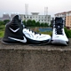 虎扑识货 zoom Hyperfuse HD2014 HF耐磨篮球鞋男黑白705411-010