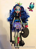 monster high monster high school alone part 3