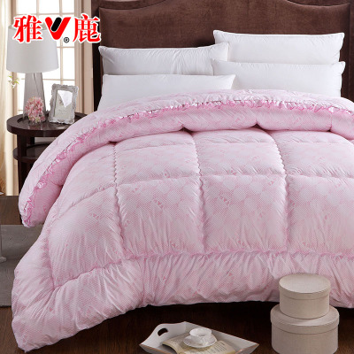 Yalu was thick warm winter quilt textile double single student is the core winter blankets