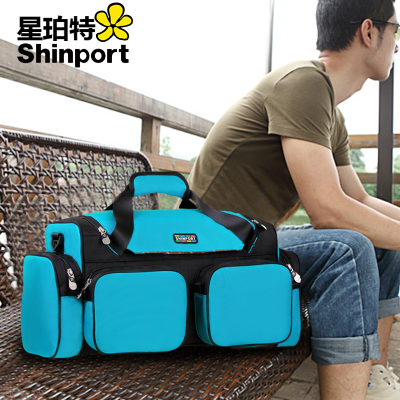 Star Porter large capacity portable travel luggage bag shoulder bag women bag jaunt sports and fitness package