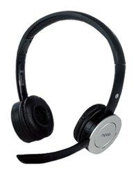 雷柏 2.4G高保真麦克风耳机 电脑无线耳机 高品质音质 H8000