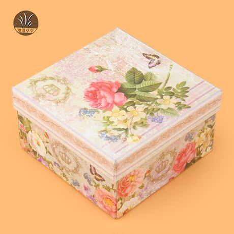 欧玫瑰首饰盒