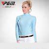 高尔夫服装防晒衣 女士牛奶冰丝打底衫内衣高大弹力微胖大码比赛