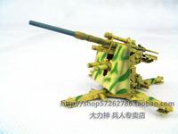 成品 威龙成品 1/72 突尼斯88迷彩炮 德军 60631模型