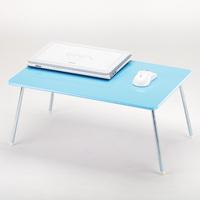 折叠床上用笔记本电脑桌学生宿舍书桌懒人桌学习桌儿童餐桌包邮