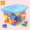 儿童积木塑料玩具3-6周岁益智男孩子1-2岁女孩宝宝拼装拼插legao