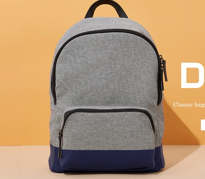 代购 everlane The Dipped Zip Backpack
