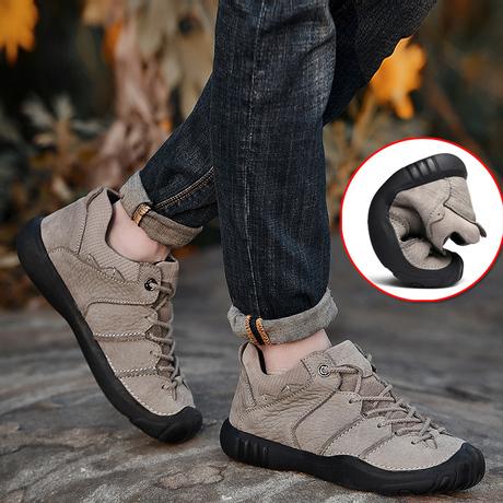 骆驼鞋子男
