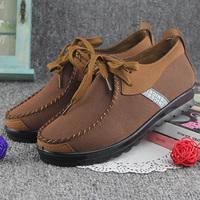 老北京布鞋春秋女款平跟平底中老年女鞋妈妈软底防滑中年休闲单鞋