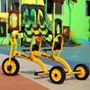 幼教专用儿童三轮车脚踏车男女宝宝玩具车28幼儿园小孩户外童车