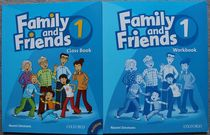 牛津练习册 OXFORD Family and Friends 1: Class book Workbook 价格:25.00