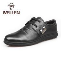 名郎2013秋款新品上市男士休闲鞋男鞋真皮流行男鞋子MSC34851-210 价格:438.00