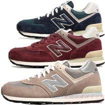 代购专柜正品NewBalance新百伦男女跑鞋ML574VB运动跑步鞋ML574VG 价格:358.00