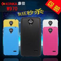 魅仕克 康佳W970手机套 v973保护套 V980手机壳 v985手机套+贴膜 价格:7.80