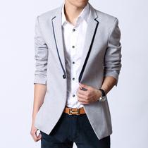 男士西服2013春秋装杰克琼斯外套卡宾夹克正品海澜小西装潮之家 价格:187.60